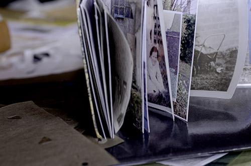 Sally Graver, Photobook - Family Album