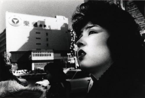 Daido Moriyama Tokyo 1978